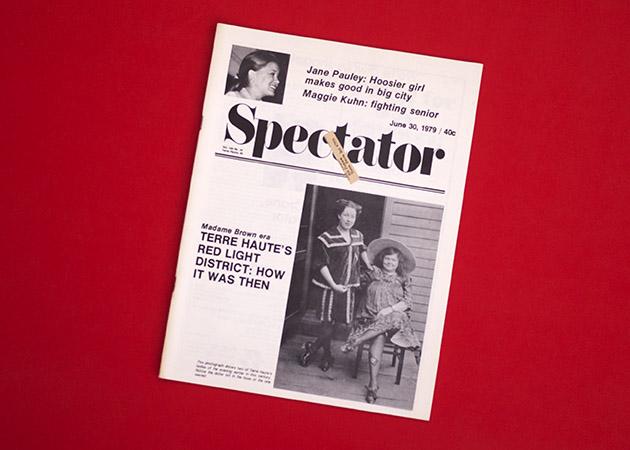 The Saturday Spectator, June 30, 1979. photo by Daum C.