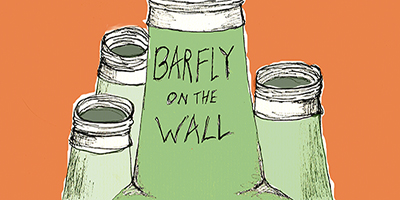 Barfly on the Wall, by C. Daum