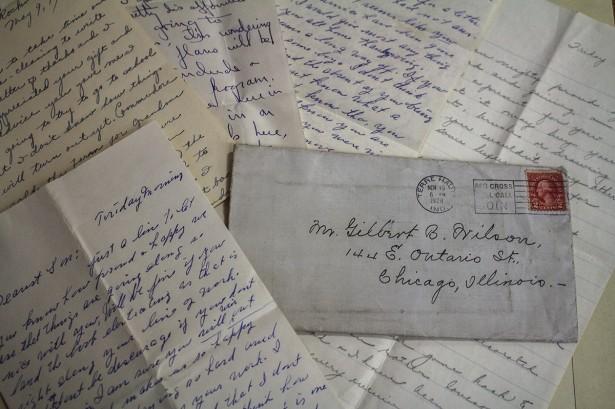 Gilbert Wilson 's Correspondence